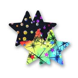 Bristols Nippies Spin Me Stars Pasties