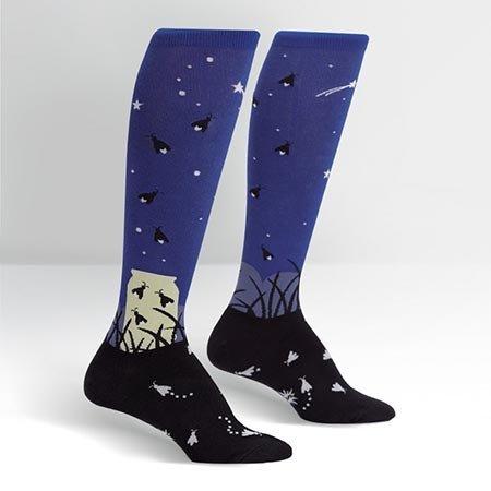 Sock It To Me Nightlight Knee Socks