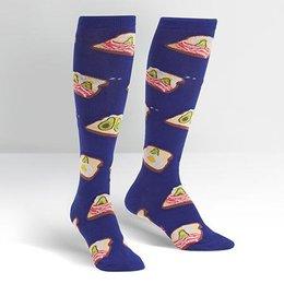 Sock It To Me Breakfast in Bed Knee Socks