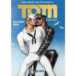Taschen Little Book of Tom of Finland: Military Men