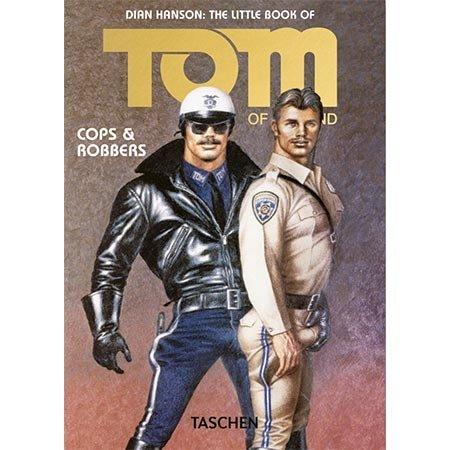 Taschen Little Book of Tom of Finland: Cops & Robbers