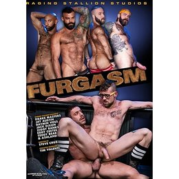 Raging Stallion Furgasm DVD
