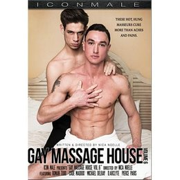 Icon Male Gay Massage House Volume 06 DVD