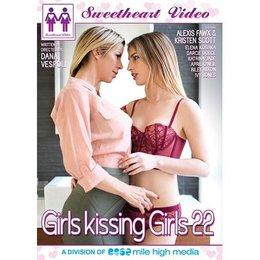 Sweetheart Video Girls Kissing Girls 22 DVD