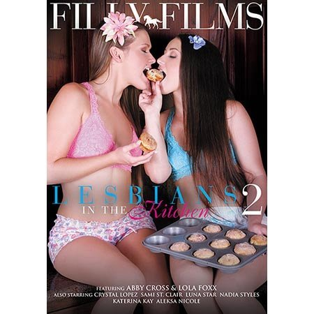 Filly Films Lesbians in the Kitchen 02 DVD