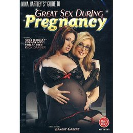 Adam and Eve Nina Hartley's Guide to Great Sex During Pregnancy DVD