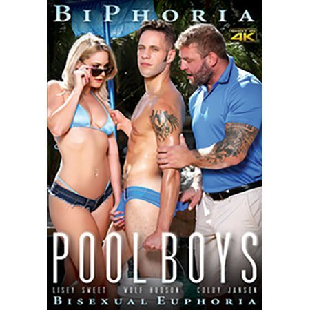 Biphoria Pool Boys DVD