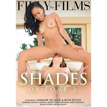 Filly Films Shades of Love 02 DVD
