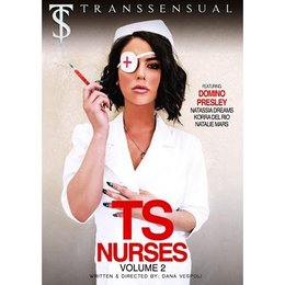 Trans Sensual TS Nurses Volume 02 DVD