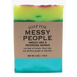 Whiskey River Soap Co. Soap for Messy People