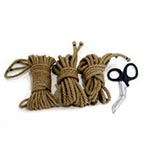 Twisted Monk Hemp Rope Starter Kit