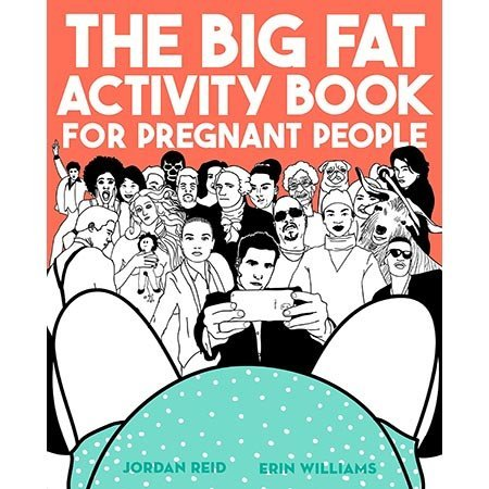 Tarcher Big Fat Activity Book for Pregnant People