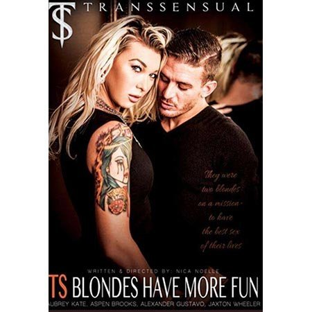 TS Blondes Have More Fun DVD