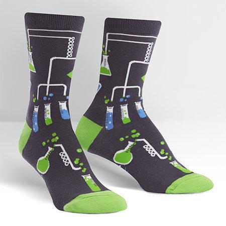 Laboratory Crew Socks, Small