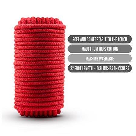 Temptasia Cotton Bondage Rope