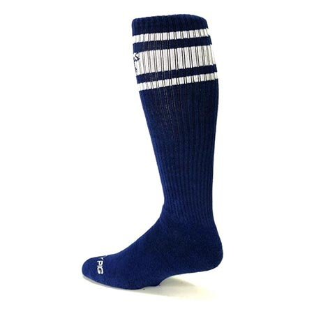 Nasty Pig Nasty Pig Hook'd Up Socks, Blue/White