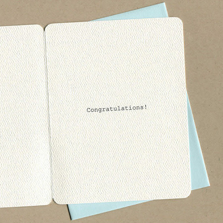 Uhaul Greeting Card