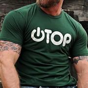 BurlyShirts Power Top T-shirt