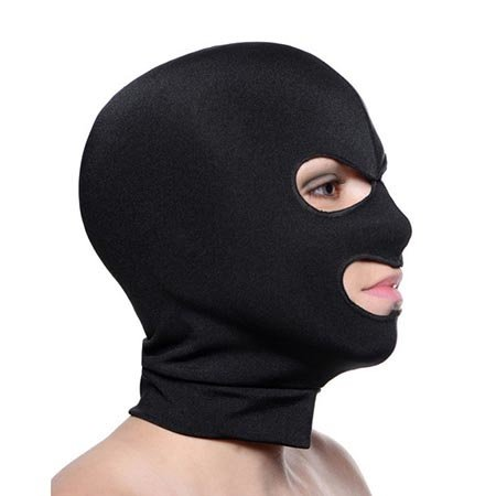 Master Series Hood With Eye and Mouth Openings