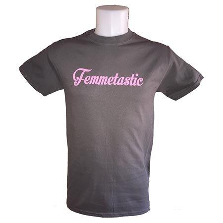 Tool Shed Femmetastic T-shirt, Classic Cut