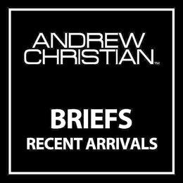 Andrew Christian Briefs Lookbook