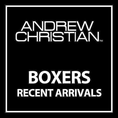 Andrew Christian Boxers Lookbook