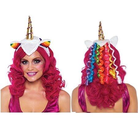 Leg Avenue Rainbow Unicorn Headband A1962
