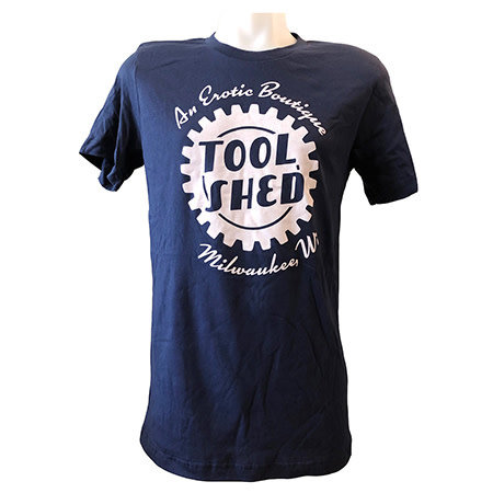 Tool Shed Tool Shed T-Shirt Classic Cut, Navy