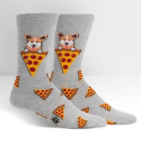 Man's Best Food Crew Socks
