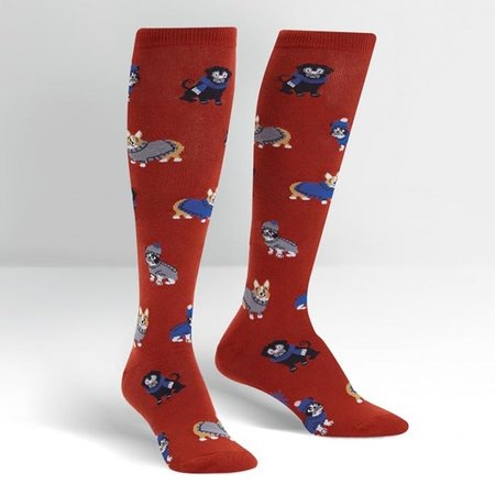 Sock It To Me Sweater Weather Knee Socks