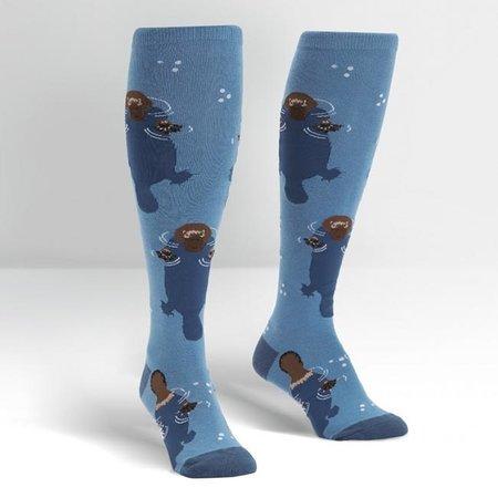 Platypus Knee Socks
