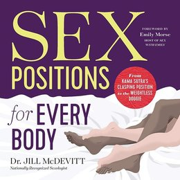 Rockridge Press Sex Positions for Every Body