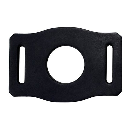 SquarePegToys Show Tail Sling Plate, Happy