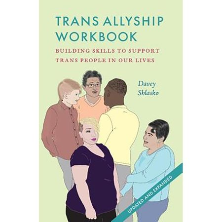 Think Again Training Trans Allyship Workbook