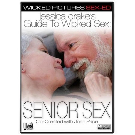 Wicked Jessica Drake's Guide to Senior Sex DVD