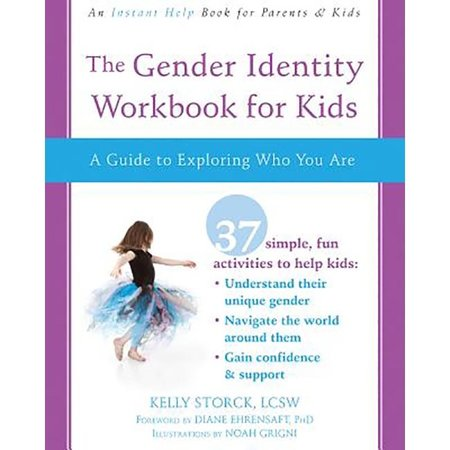 Instant Help Books Gender Identity Workbook for Kids, The