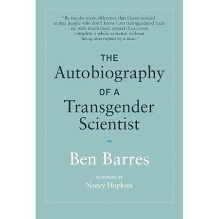MIT Press Autobiography of a Transgender Scientist, The