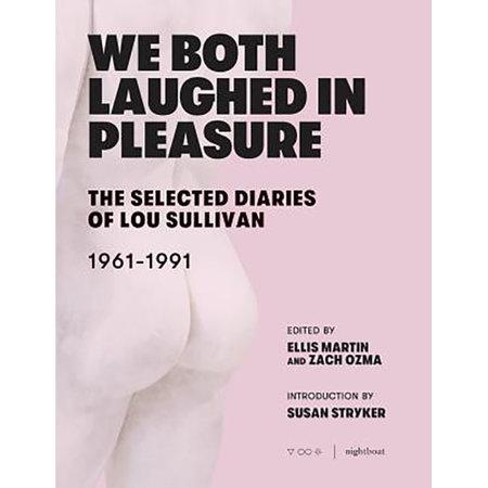 Nightboat Books We Both Laughed in Pleasure