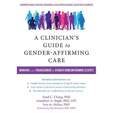 Context Press Clinician's Guide to Gender-Affirming Care, A