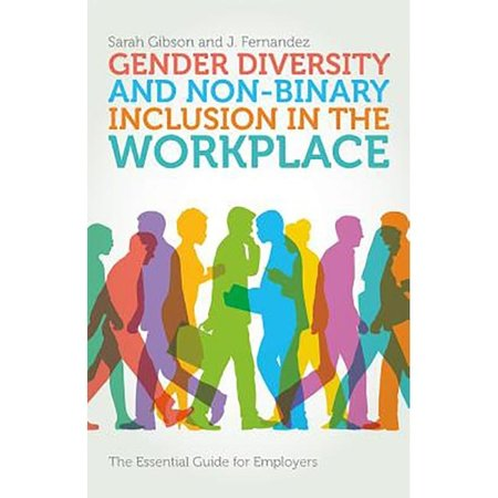 Jessica Kingsley Publishers Gender Diversity and Non-Binary Inclusion in the Workplace