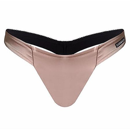 GI Collection You're Too Cute Thong Panty, Champagne
