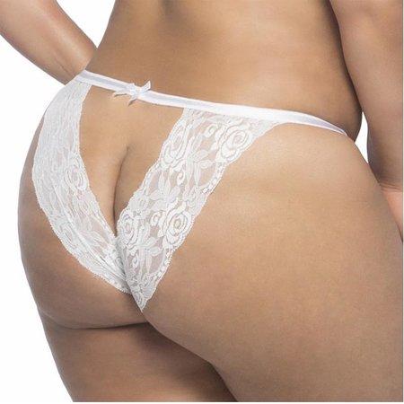 Raquel Tanga 3128, White
