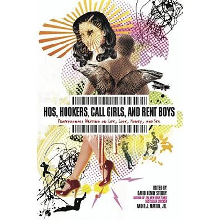 Soft Skull Press Hos, Hookers, Call Girls, and Rent Boys