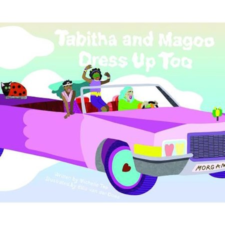 Amethyst Editions Tabitha and Magoo Dress Up Too