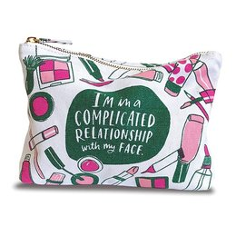I'm In A Complicated Relationship Pouch