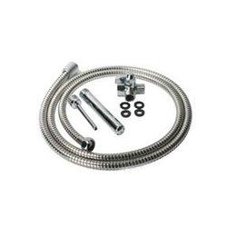 XR Brands Clean Stream Shower Enema Kit, Metal