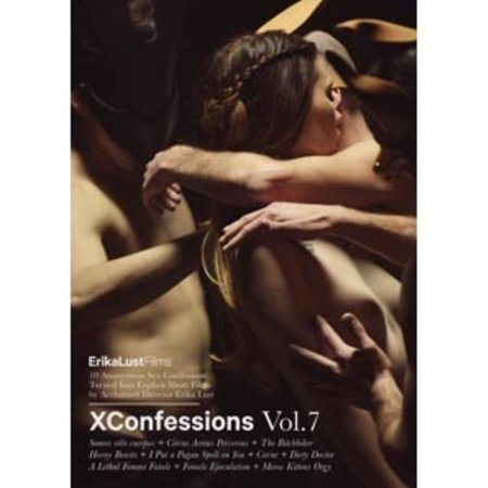 Erika Lust Films Xconfessions Volume 7 DVD