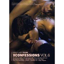 Erika Lust Films Xconfessions Volume 6 DVD