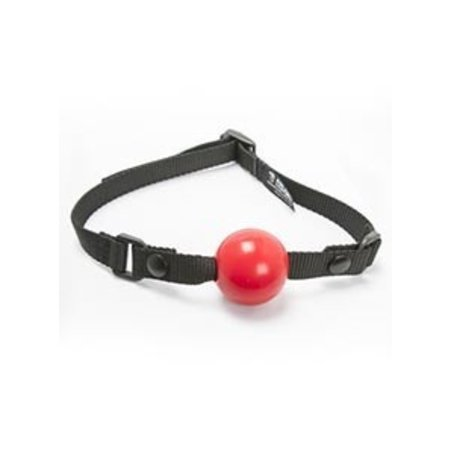 Aslan Aslan Silicone Ball Gag with Vegan Strap
