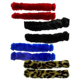 Fuzzy Handcuff Covers